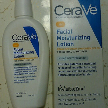 CeraVe AM Facial Moisturizing Lotion uploaded by Kelly W.