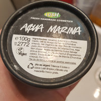 LUSH Aqua Marina Face and Body Cleanser uploaded by Elena Roxana N.