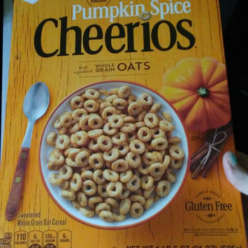 Photo of Cheerios Pumpkin Spice Cereal uploaded by Tammy W.