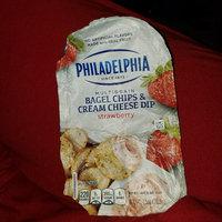 Philadelphia Multigrain Bagel Chips & Strawberry Cream Cheese Dip uploaded by Elisa R.