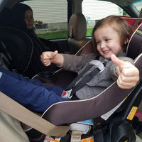 Graco Headwise 70 Convertible Car Seat featuring Safety Surround - uploaded by Kendra A.