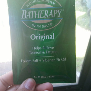 Photo of Queen Helene BathTherapy Mineral Salt Original 3 Ounces uploaded by Yasmeen V.