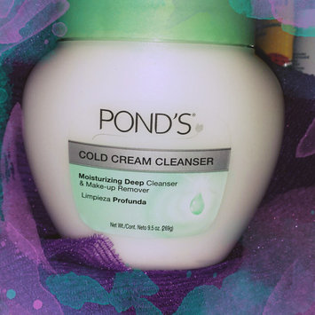 Pond's Cold Cream Cleanser uploaded by Shauna G.