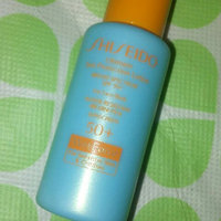 Shiseido Ultimate Sun Protection Lotion Wetforce SPF 50+ uploaded by selena D.