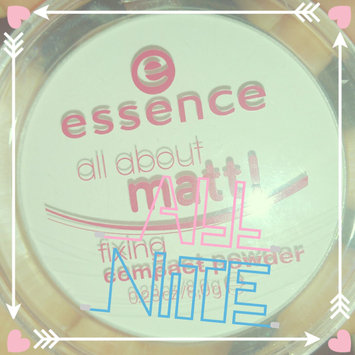 Photo of Essence All About Matt! Fixing Compact Powder uploaded by Joy P.