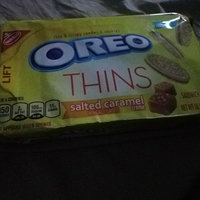 Nabisco Oreo Sandwich Cookies Thins Lemon Creme uploaded by K S.