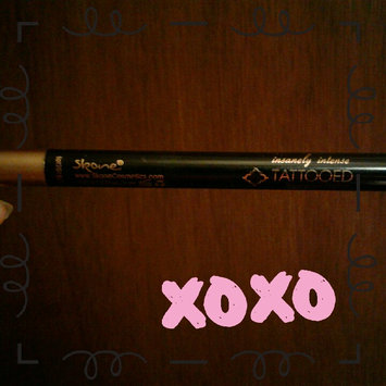 Skone Cosmetics Insanely Intense Tattooed Eyeliner uploaded by Heather L.