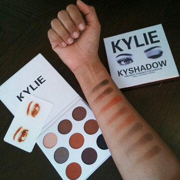 Kylie Cosmetics The Bronze Palette Kyshadow uploaded by Maria Gabriela V.