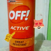 OFF Active Insect Repellant Aerosol 6oz uploaded by guadalupe h.