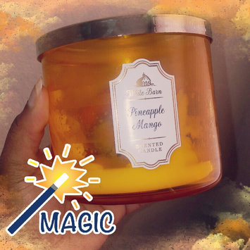 Photo of Bath & Body Works Pineapple Mango Candle uploaded by Bilan B.