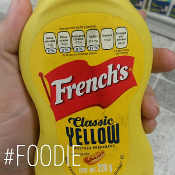 Photo of French's Classic Yellow Mustard uploaded by Sabrina Gabriela G.