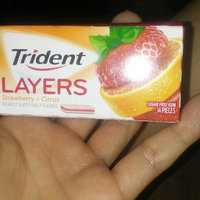 Trident Layers® Wild Strawberry + Tangy Citrus uploaded by danila f.