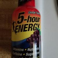 Grape Regular Strength 5-hour ENERGY® Shot uploaded by Dee E.