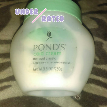Pond's Cold Cream Cleanser uploaded by Brookelynne T.