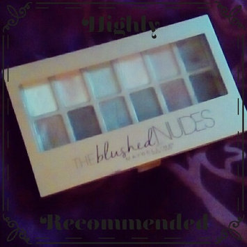 Maybelline New York Expert Wear The Blushed Nudes Shadow Palette uploaded by Barbara M.