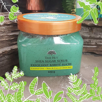 Photo of Tree Hut Coconut Lime Shea Sugar Scrub uploaded by Brittany C.