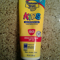 Banana Boat Kids Tear-Free Sting-Free Sunscreen Lotion With SPF 50+ uploaded by Shirley S.