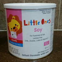 Soy Infant Formula With Iron Birth - 12 Months uploaded by Brittany N.