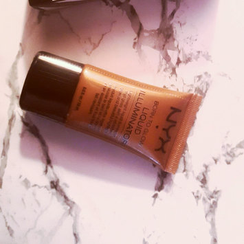NYX Cosmetics Born to Glow Liquid Illuminator uploaded by Sang K.