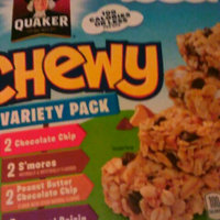 Quaker® Chewy Granola Bars Chocolate Chip uploaded by mary edith B.
