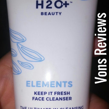 H20 Plus H2O Plus Elements Keep it Fresh Face Cleanser for Normal to Oily Skin, 4 oz uploaded by Yvonne H.