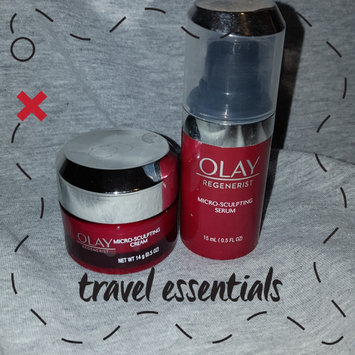 Photo of Olay Regenerist Micro-Sculpting Cream uploaded by Debbie L.