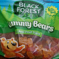 Black Forest Gummy Bears Ferrara Candy Natural And Artificial Flavors uploaded by brittany d.
