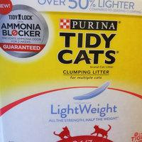 Purina Tidy Cats Tidy Cats LightWeight 24/7 Performance Scoop Litter Jug - 8.5lb uploaded by B x.