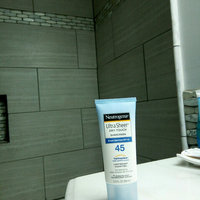 Neutrogena Ultra Sheer Dry-Touch Sunscreen uploaded by Jessica S.