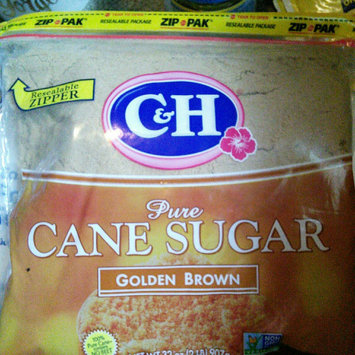 Photo of C & H Golden Brown Pure Cane Sugar 2-lb. uploaded by Leslie V.