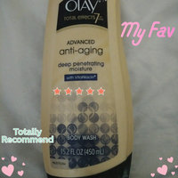 Olay Total Effects 7 in One Advanced Anti Aging Exfoliate & Replenish Body Wash uploaded by yanily m.