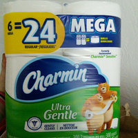 Charmin® Sensitive Toilet Paper Mega Rolls uploaded by Leslie V.