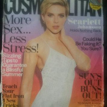 Photo of Cosmopolitan  Magazine uploaded by jamie b.