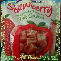 Dole Strawberry Naturally Flavored Fruit Snacks uploaded by Lydia R.