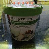 Quaker Real Medleys Apple Walnut Oatmeal uploaded by Diana T.