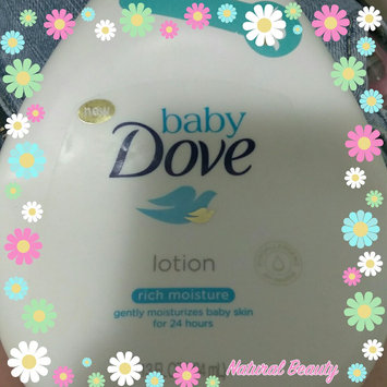 Photo of Dove Baby Rich Moisture Lotion uploaded by Nicole B.