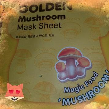 Photo of Tony Moly Golden Mushroom Mask Sheet uploaded by whitney b.