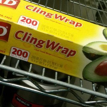 Glad ClingWrap Clear Plastic Wrap uploaded by amanda h.