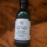 The Body Shop Travel Size Tea Tree Skin Clearing Facial Wash uploaded by Mega M.