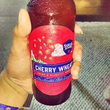 Photo of Samuel Adams Cherry Wheat Beer uploaded by Lindsay H.