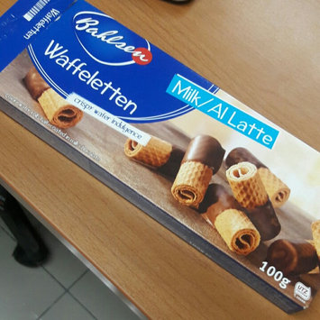 Photo of Bahlsen Waffeletten Milk Fine European Biscuits uploaded by Daneymis P.