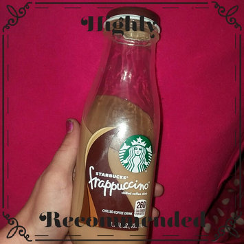Starbucks Frappuccino Mocha Chilled Coffee Drink uploaded by Mandi ♡.