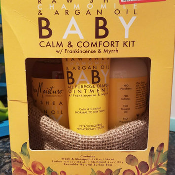 Photo of SheaMoisture Shea Baby Gift Set uploaded by marina R.