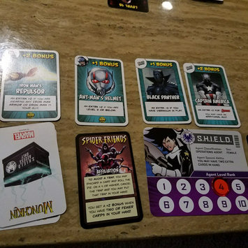 Munchkin: Marvel Universe uploaded by Kristina G.