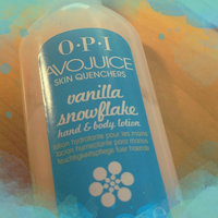 OPI Avoijuice Vanilla Snowflake, 1 Oz uploaded by Joy P.
