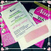 Nair Face Wax Strips Kit uploaded by Mandi W.