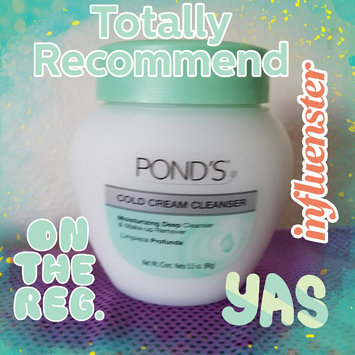 Pond's Cold Cream Cleanser uploaded by Oyuky R.