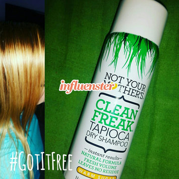 Not Your Mother's Clean Freak Refreshing Dry Shampoo uploaded by Sanihe Andreina R.