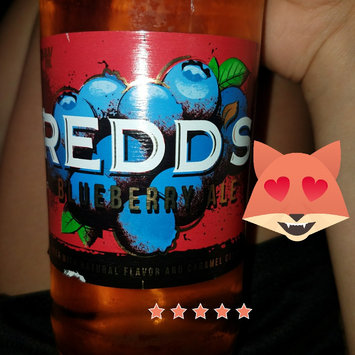 Redd's® Blueberry Beer Glass Bottle uploaded by Brittany A.