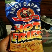 Andy Capp's® Hot Fries Corn & Potato Snacks 3 oz. Bag uploaded by LaTasha T.
